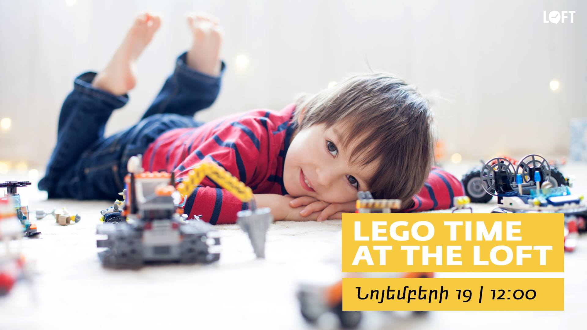 lego events